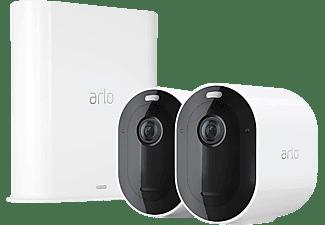 ARLO Pro3, Sicherheitskamera, Auflösung Foto: 2560 x 1440, Auflösung Video: 2560 x 1440 Pixel