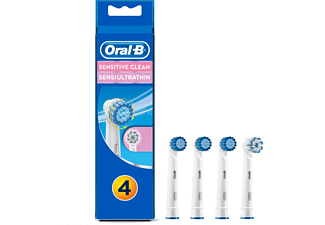 ORAL-B 3 Sensitive +1 SensiUltraThin borsthuvuden