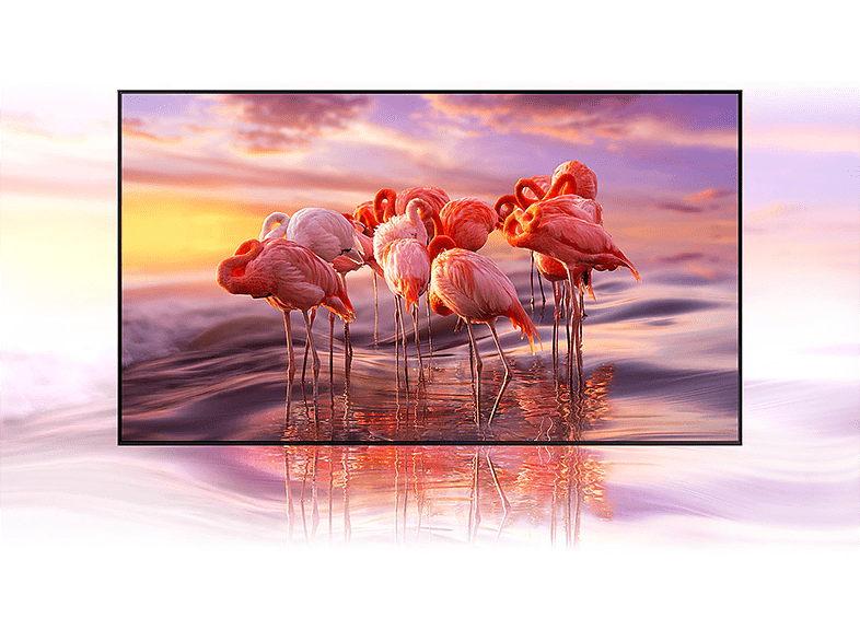 SAMSUNG QE 65 Q67TAUXXH 4K UHD Smart QLED Televízió