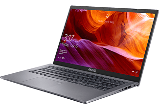 ASUS Laptop D509, Notebook mit 15,6 Zoll Display, Ryzen™ 5 Prozessor, 8 GB RAM, 512 GB SSD, Radeon™ Vega 8, Slate Gray