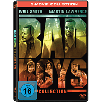 Bad Boys 1-3 Collection DVD