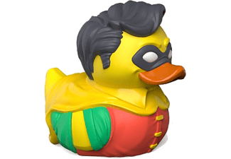 DCComics Robin Cosplaying Duck
