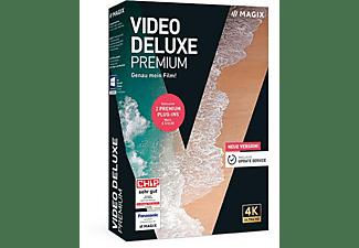 Magix Video deluxe Premium - [PC]