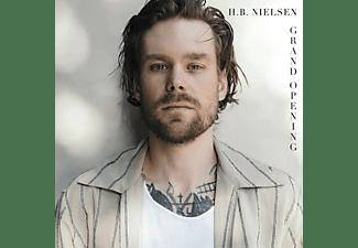 H.B. Nielsen - GRAND OPENING  - (CD)