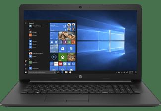 HP 17-by3356ng, Notebook mit 17,3 Zoll Display, Core™ i5 Prozessor, 12 GB RAM, 512 GB SSD, Intel® UHD Graphics, Schwarz