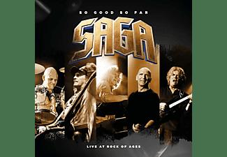 Saga - So Good So Far - Live At Rock Of Ages  - (DVD + CD)