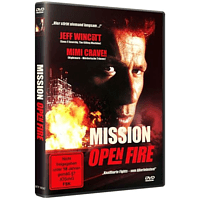 Mission Open Fire DVD