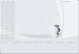 SIGEL Harmony Schreibunterlagen, Weiß