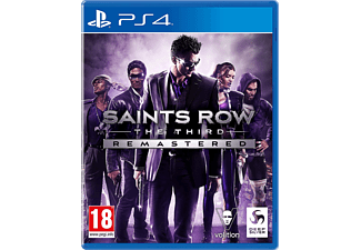 PS4 - Saints Row : The Third Remastered /F