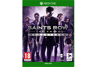 Xbox One - Saints Row: The Third Remastered /D