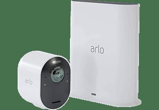 ARLO Ultra Kit (Kamera + Basis), Überwachungskamera, Auflösung Foto: 4k-HDR, Auflösung Video: 4K-HDR-Video