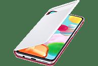 SAMSUNG EF-EA415 S View Wallet, Bookcover, Samsung, Galaxy A41, Weiß