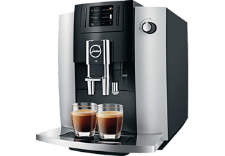 JURA E6 (EB) Kaffeevollautomat Platin