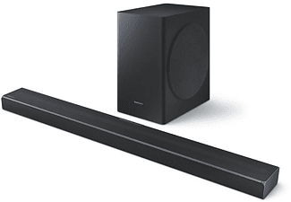 SAMSUNG HW-Q60T, Soundbar, Schwarz