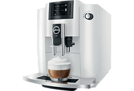 JURA E6 (EB) Kaffeevollautomat Piano White