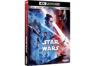 Star Wars IX: The Rise Of Skywalker - 4K Blu-ray