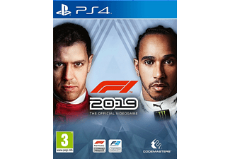F1 2019 - The Official Videogame (PlayStation 4)