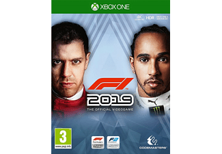 F1 2019 - The Official Videogame (Xbox One)