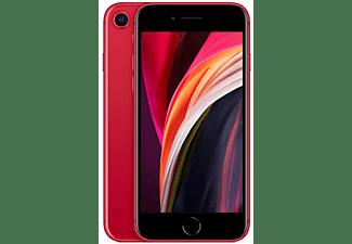 "REACONDICIONADO Apple iPhone SE (2ª gen.), Rojo, (PRODUCT)RED, 128 GB, 4.7"" Retina HD, Chip A13 Bionic, iOS"