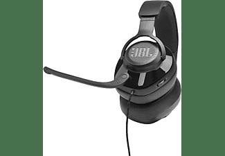 JBL Quantum 300, Over-ear Gaming Headset Schwarz