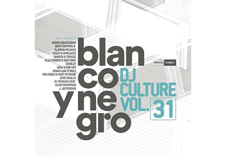 Varios - Blanco y Negro DJ Culture Vol. 31 - CD