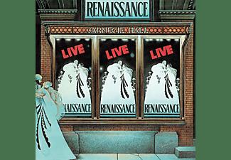 Renaissance - LIVE AT CARNEGIE HALL  - (CD)