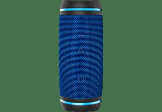 SWISSTONE BX 520 TWS Bluetooth Lautsprecher, Blau