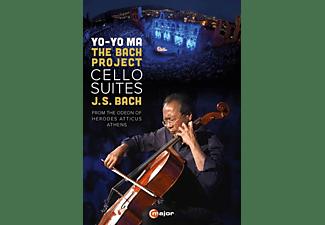 Yo-Yo Ma - YO YO MA BACH CELLO SUITES  - (DVD)