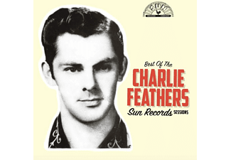 Charlie Feathers - Best Of The Charlie Feathers Sun Records Sessions  - (Vinyl)