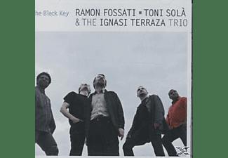 Ramon Fossati - AND THE IGNASI TERRAZA TRIO-THE BLACK KEY  - (CD)