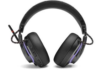JBL Quantum 800, Over-ear Gaming Headset Bluetooth Schwarz