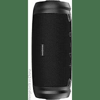 SWISSTONE BX 580 XXL Bluetooth Lautsprecher, Schwarz, Wasserfest