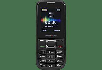 SWISSTONE SC 230 Handy, Schwarz