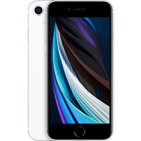 APPLE iPhone SE 64 GB Weiss Dual SIM