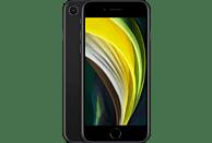 APPLE iPhone SE 128 GB Schwarz Dual SIM