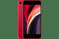APPLE iPhone SE 128 GB Rot Dual SIM