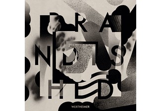 Wertheimer - BRANDISHED EP  - (EP (analog))