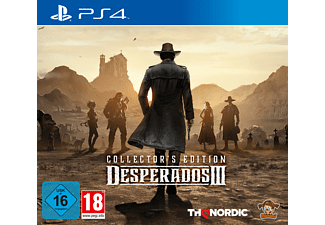 Desperados 3 - Collectors Edition - PlayStation 4