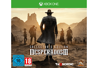 Desperados 3 - Collectors Edition - Xbox One