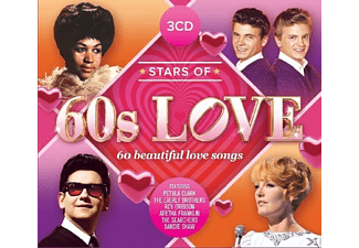VARIOUS - STARS OF 60S LOVE  - (CD)