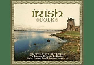 VARIOUS - IRISH FOLK  - (CD)