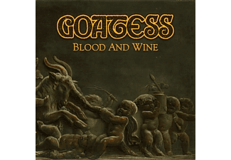 Goatess - BLOOD AND WINE  - (Vinyl)