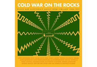 VARIOUS - COLD WAR ON THE ROCKS  - (CD)