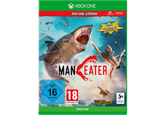 Maneater Day One Edition - [Xbox One]