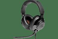 JBL Gaming Headset Quantum 300 schwarz, 3.5mm, USB (JBLQUANTUM300BLK)