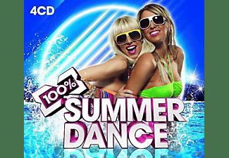 VARIOUS - 100 Percent Summer Dance  - (CD)