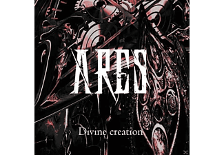Ares - Divine Creation  - (CD)