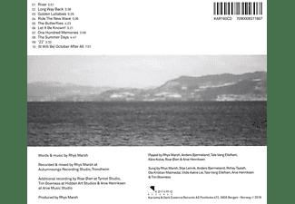 Rhys Marsh - October After All  - (CD)