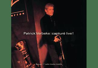 Patrick Verbeke - CAPTURE LIVE  - (CD)