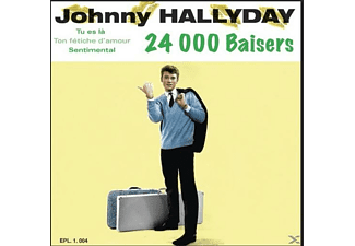Johnny Hallyday - 24 000 BAISERS  - (CD)